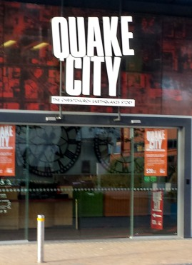 Quake City Centre