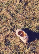 Cinderalla lost her slipper?